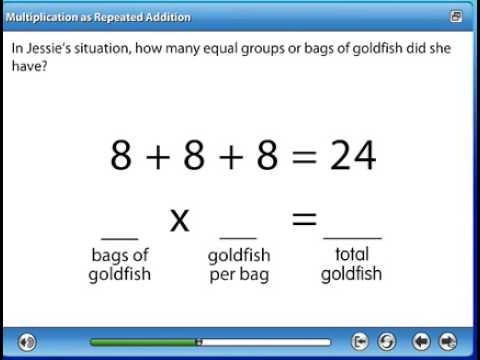 math worksheet : multiplication for kids with solutions videos worksheets  : Multiplication Repeated Addition Worksheets
