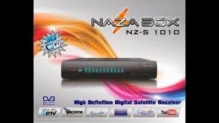 CONFIGURAR CS NO NAZABOX NZ - S1010