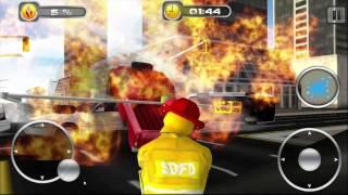 Modern Firefighter:City Fire