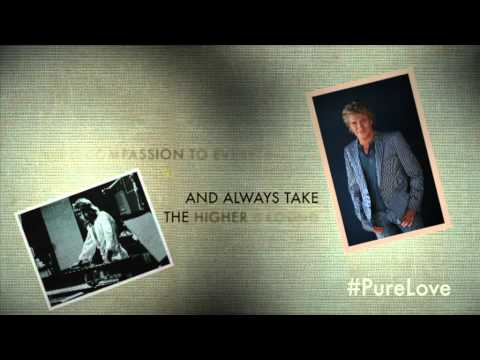 Rod Stewart - Time - Pure Love (Official Lyric Video)