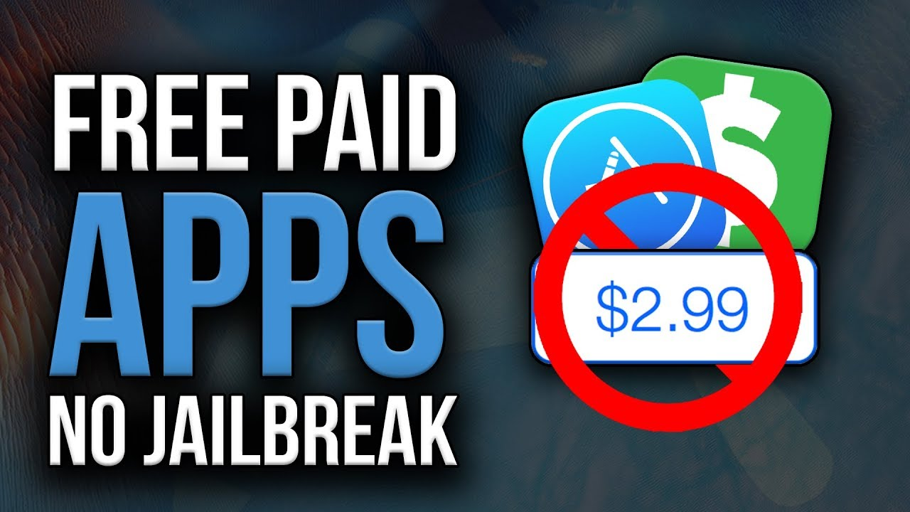 how to get apps for free on iphone no jailbreak