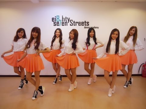 Lovelyz- HI Dance cover by DONNA's