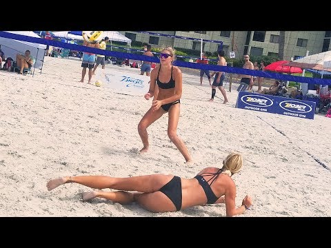 Beach Volleyball Girls | Dig the Beach | Fort Myers, FL