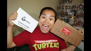 PoPToPia Funko Pop! Mystery Box Unboxing - [6.3.18]