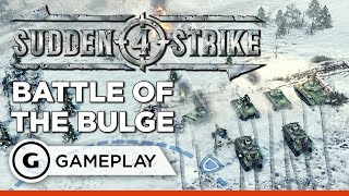 30 Minutes of Sudden Strike 4 Gameplay