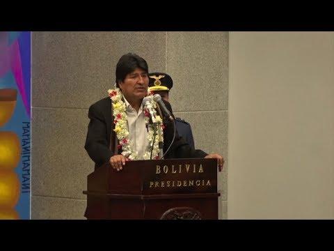 El nuevo golpe político que complica a Evo Morales y Bolivia