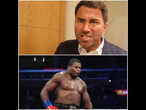 BREAKING NEWS! EDDIE HEARN TO EXPOSE TEAM ORTIZ FOR LOW-BALL OFFERS!!