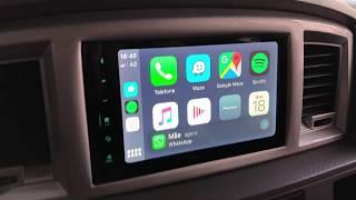 Dogde Ram - Central Pioneer Carplay  Android Auto - Artsomauto