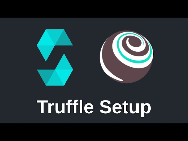 Setup Truffle - Multi-Sig Wallet in Solidity (0.5)