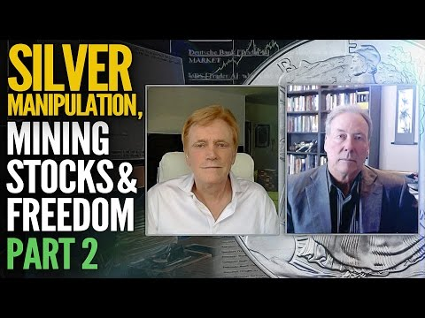 Silver Manipulation, Mining Stocks & Freedom: Maloney & Morgan (Part 2)