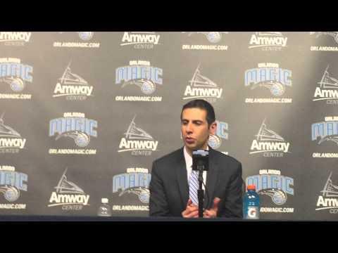 James Borrego Postgame Press Conference 2/6/15 vs Lakers