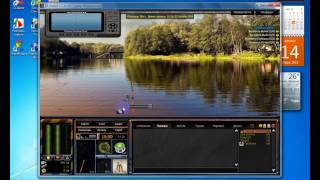 Atom Fishing. Начало игры