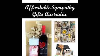 Affordable Sympathy Gifts Australia