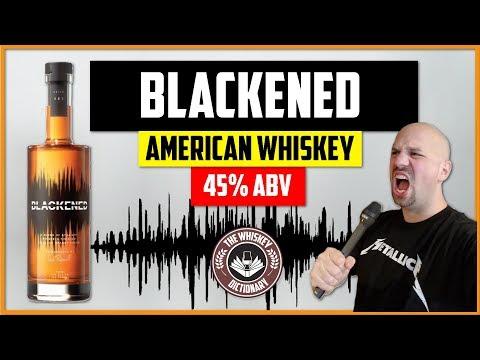Metallica's Blackened Whiskey! - Review #85