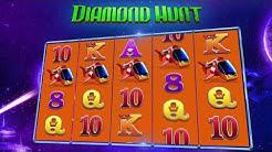 Diamond Hunt Slot Machine Bonus - Jackpot Party Casino