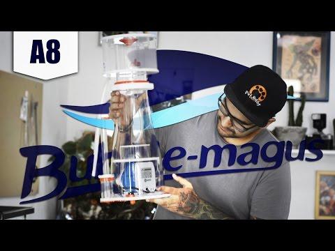 Skimmer Bubble Magus A8 - Bomba Eletrônica // PET HOBBY INDICA