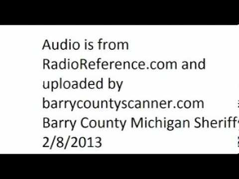 Barry Co. deputy shoots, kills suspect