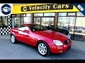 1997 Mercedes-Benz SLK 230 Convertible for sale in Vancouver, BC Canada