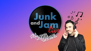 All Music Special Monologue | Junk and Jam Live