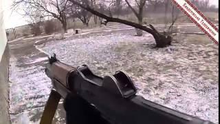 Работа военной разведки на Донбассе  АТО  Україна