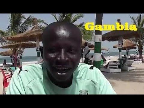 Gambia   A short impression ,een korte impressie.