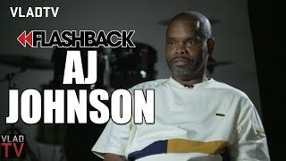 AJ Johnson on Ice Cube Excluding Him From 'Next Friday' (Flashback)