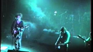 The Cure - High & From the edge of the deep green sea live in Paris, le bataclan 1996