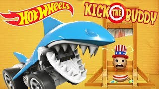 Kick The Buddy VS Hot Wheels: Race Off #3 | Android Games Gameplay | Friction Games