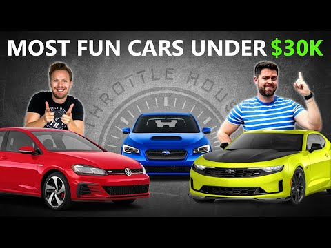 10 Most Fun Cars Under $30,000