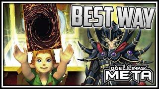 Best Way to Play Evil Hero! Defeats Tier 0! Yu-Gi-Oh! Duel Links