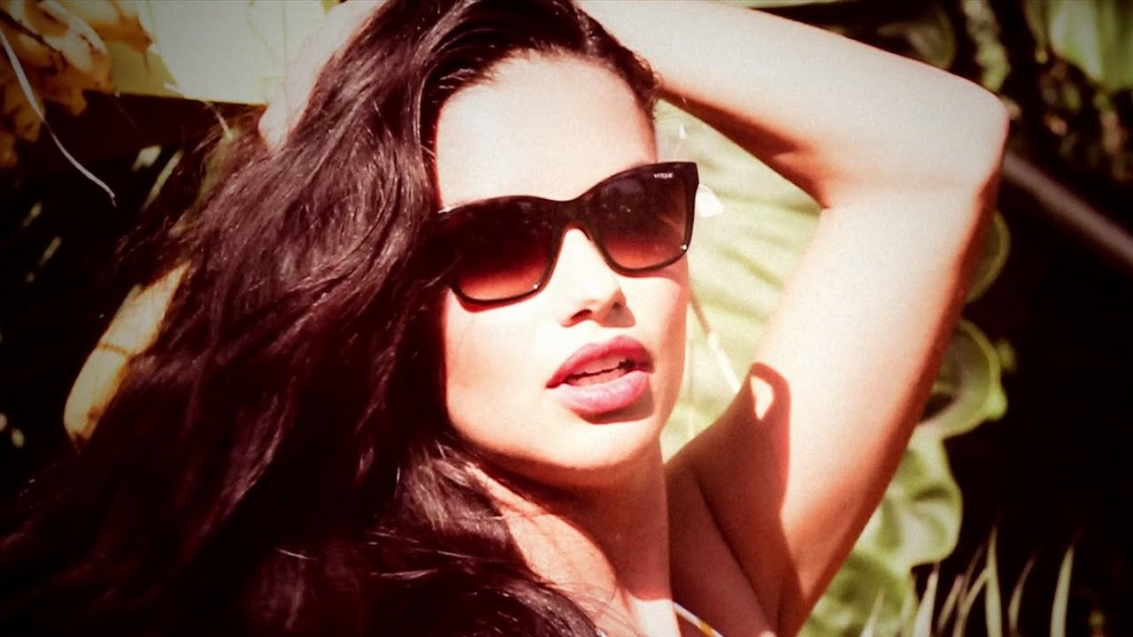 Vogue Eyewear | Life in Vogue | Adriana Lima - YouTube