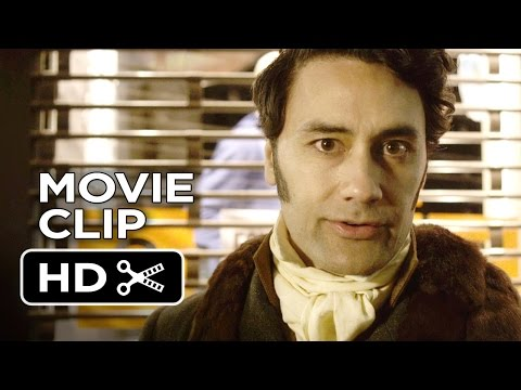 What We Do in the Shadows Movie CLIP - Downtown (2014) - Vampire Mocumentary HD