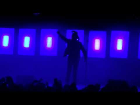The Weeknd @ Borgata/Atlantic City (High Quality 1080p)