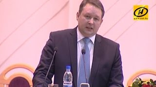 Основная задача мэра Шорца – придать дополнительный импульс развитию Минска