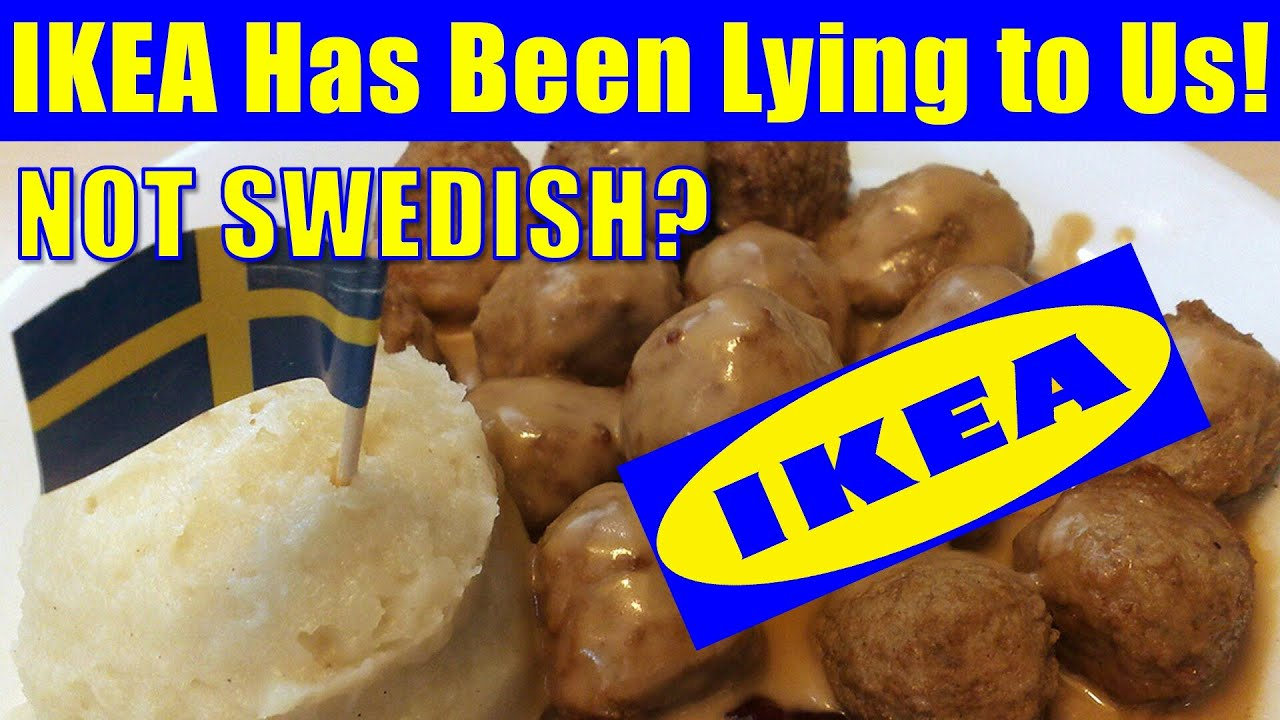 Ikea Burbank Directions Ikea Meatballs Not Swedish Ikea Has Been Lying To Us Screwy
