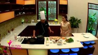 Bò nướng tiêu sốt kem tươi - Tận Hưởng Cuộc Sống [SCTV7 - 29.11.2013]