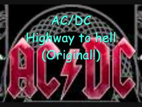 AC/DC - Highway to hell (Original!) - YouTube