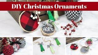 How to Make Handmade Christmas Ornaments