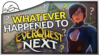 What ever happened to Everquest Next?  --  Or: What ever happened to Landmark?  (EQ Next)