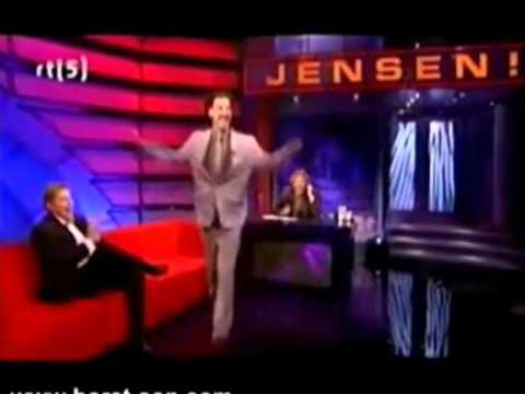 Borat Dancing Tribute