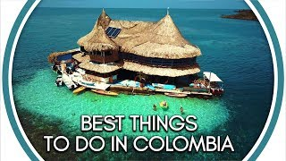 Best Things To Do In Colombia? Spoil Mom on private Islands