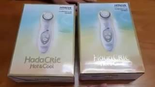 Cách phân biệt máy massage mặt Hada Crie  Hitachi thật và giả của shopnhatchatluong.com