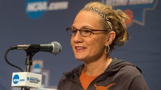 NCAA Second Round Press Conference: Texas [March 18, 2018]