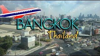 Summer Holiday Getaway Part 2 - BANGKOK, Thailand   l   VLOG