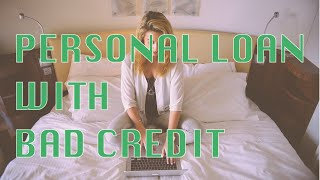 Gambar cover Best Personal Loans for Bad Credit (2019)