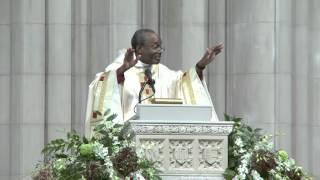 November 1, 2015: Sermon by The Most Rev. Michael Curry