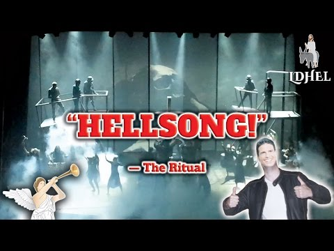 Hillsong Satanic Illuminati Exposed - False Prophets Apostasy Concert, England