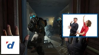 Half-Life Alyx - digitec plays