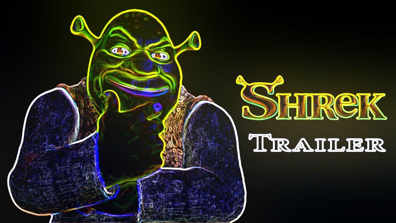 Shrek Trailer Vocoded To Gangsta's Paradise