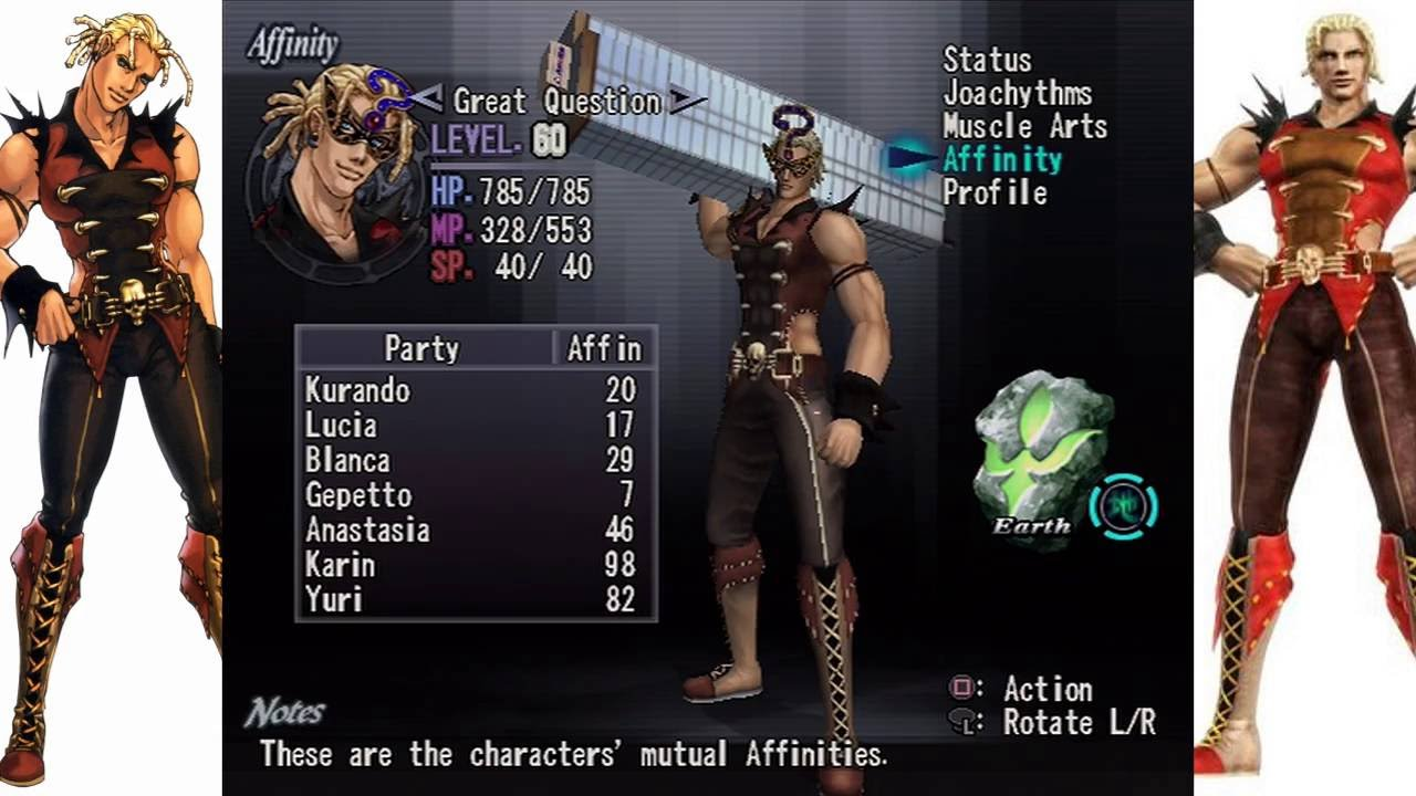 Image result for shadow hearts joachim forms